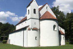 Petersberg Kirche